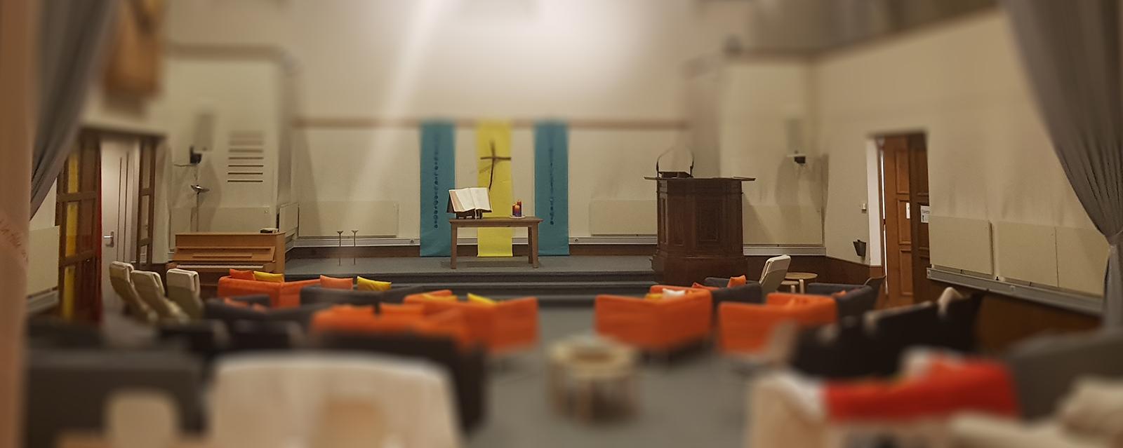 Espace de spiritualité chrétienne
